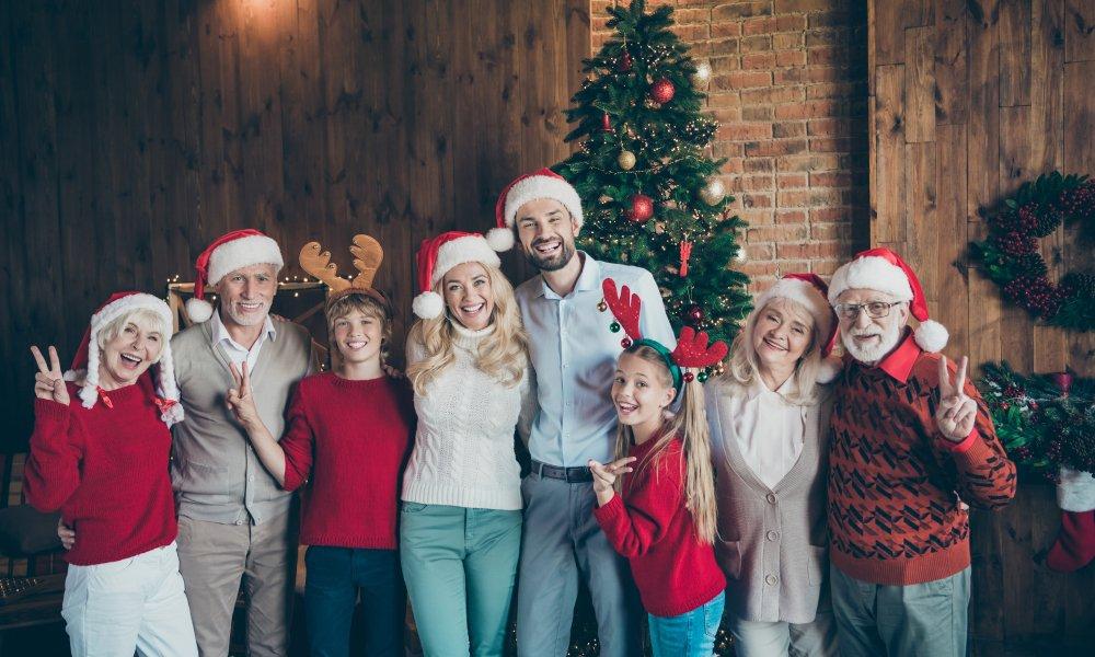 actividades en familia por Navidad