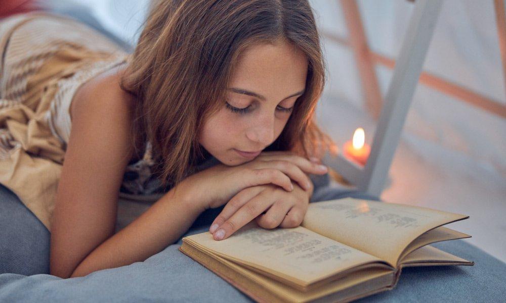 Quantos livros deve o meu filho ler?