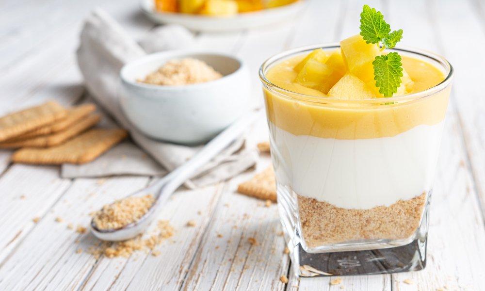 3 postres sin azúcar para este verano | Galletas Gullón