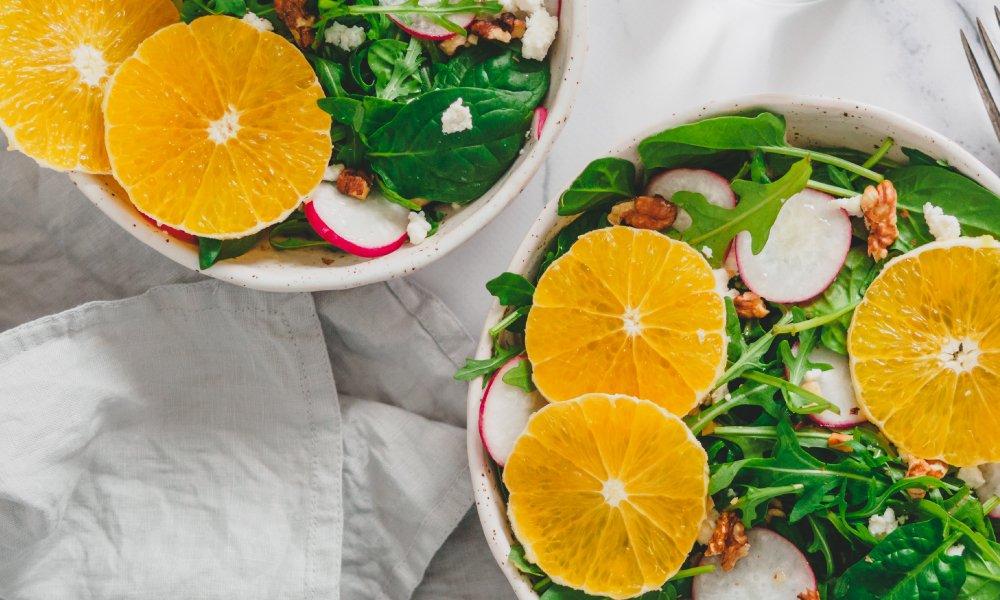 Recetas de ensaladas y picoteos para este verano | Galletas Gullón