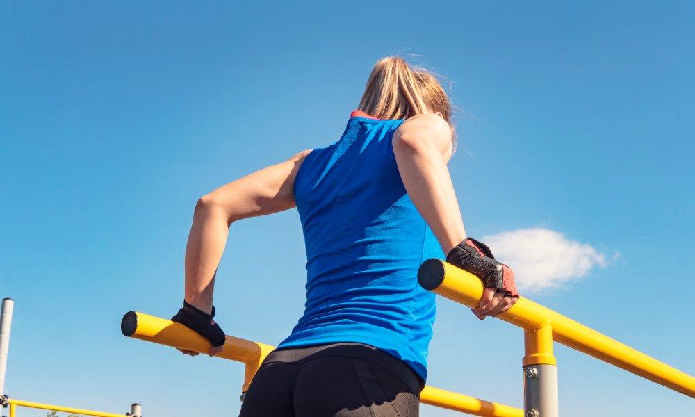 Calistenia: aprende a entrenar con tu peso corporal | Galletas Gullón