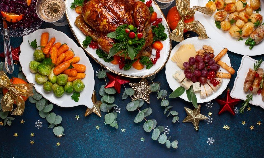 Cómo preparar un menú equilibrado en Navidad | Galletas Gullón