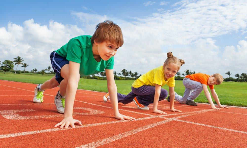 Beneficios del deporte en el desarrollo infantil