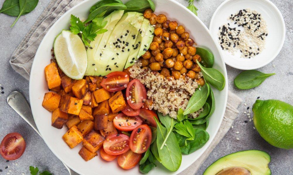 Cocina vegana o flexitariana