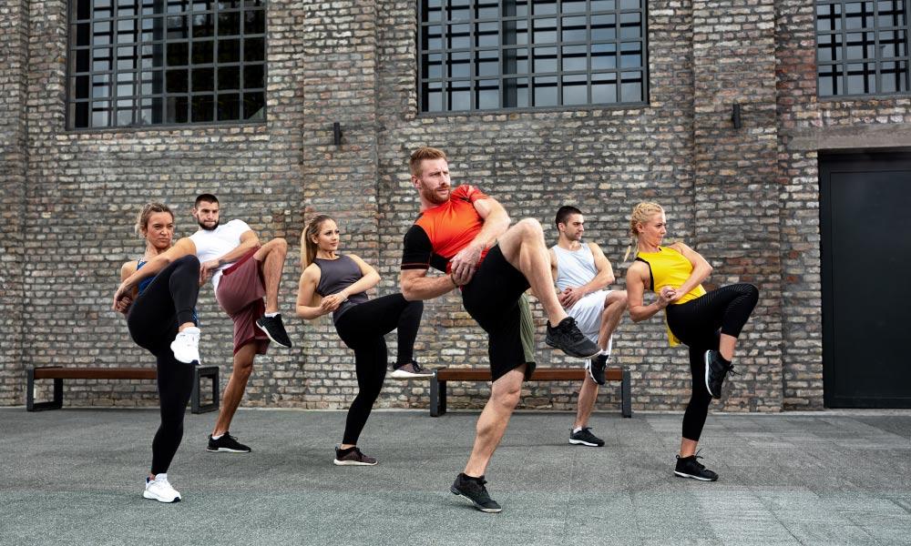 Descubre Body Combat, ¡en guardia al ritmo de la música!