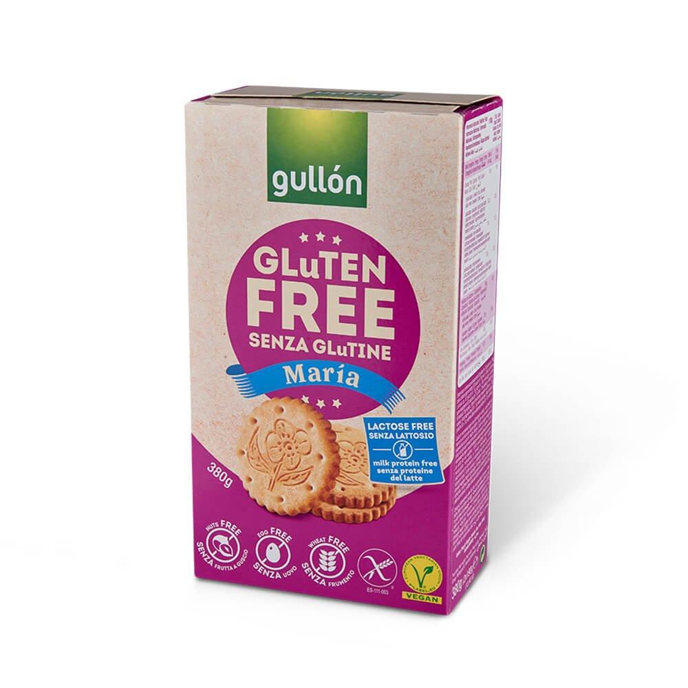 Maria biscuits gullon gluten free egg free nuts free vegan