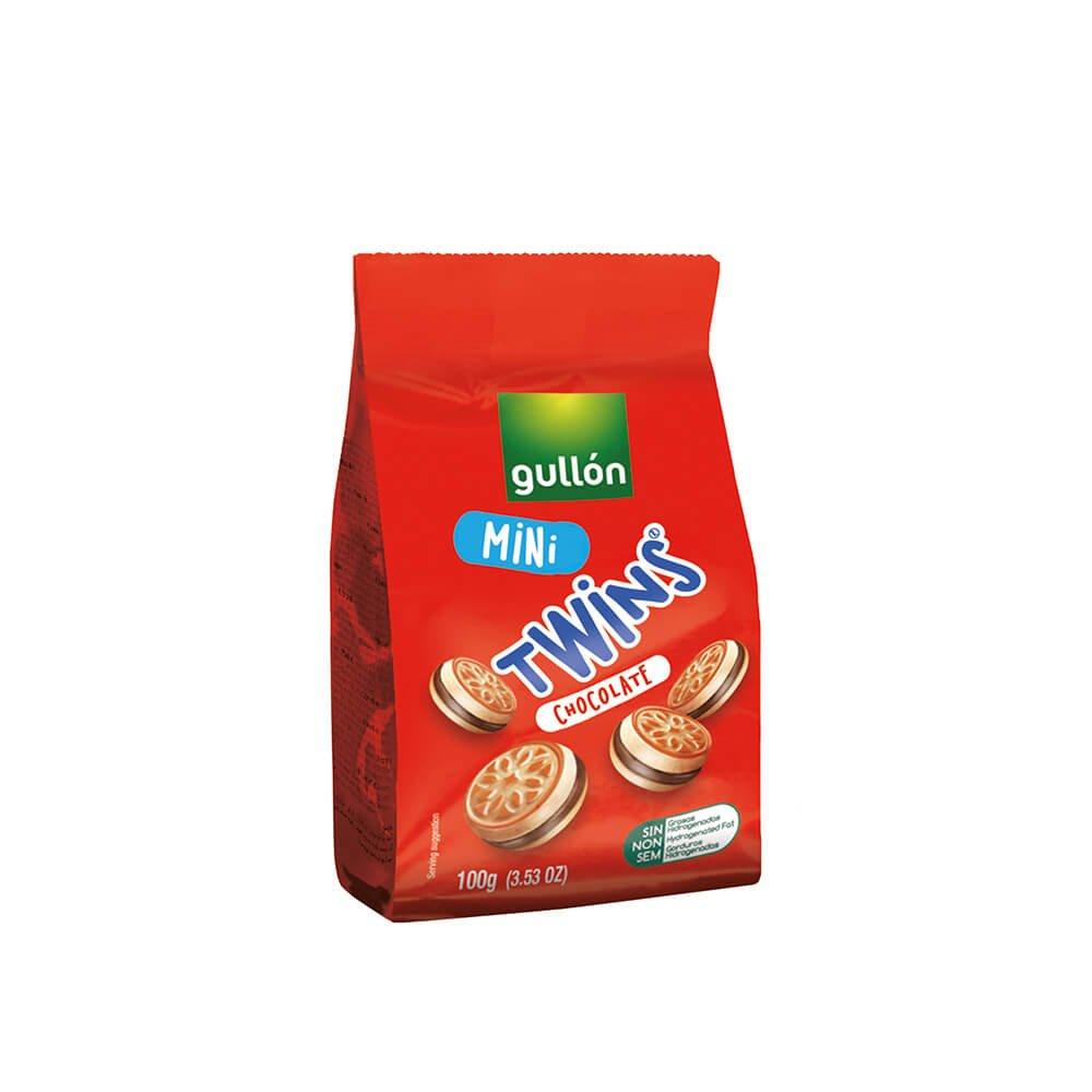 Mini Twins chocolate Gullon