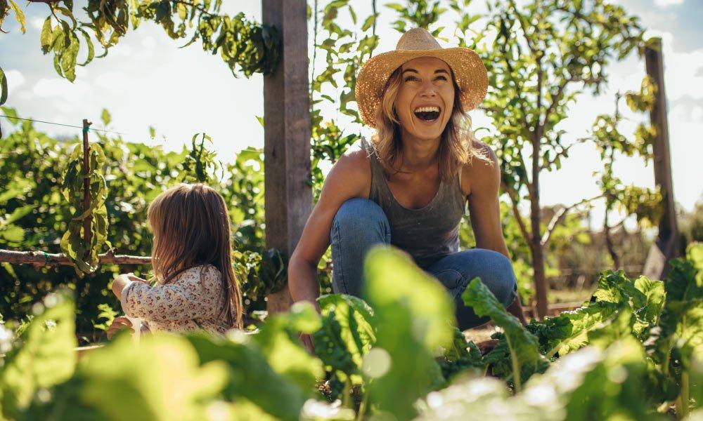 Por una alimentación saludable… ¡y sostenible!