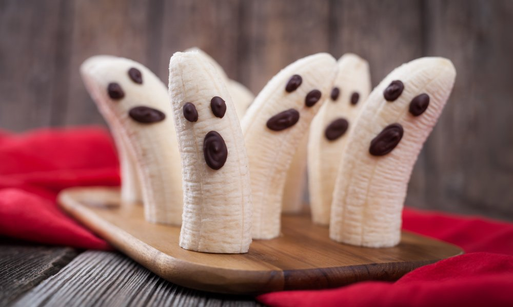 Prepara con tus peques un Halloween delicioso