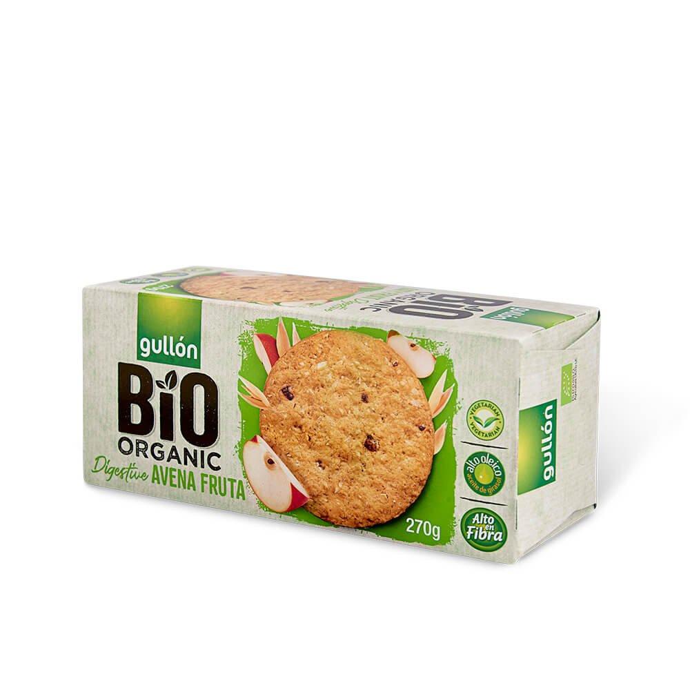 digestive avena fruta Bio Organic