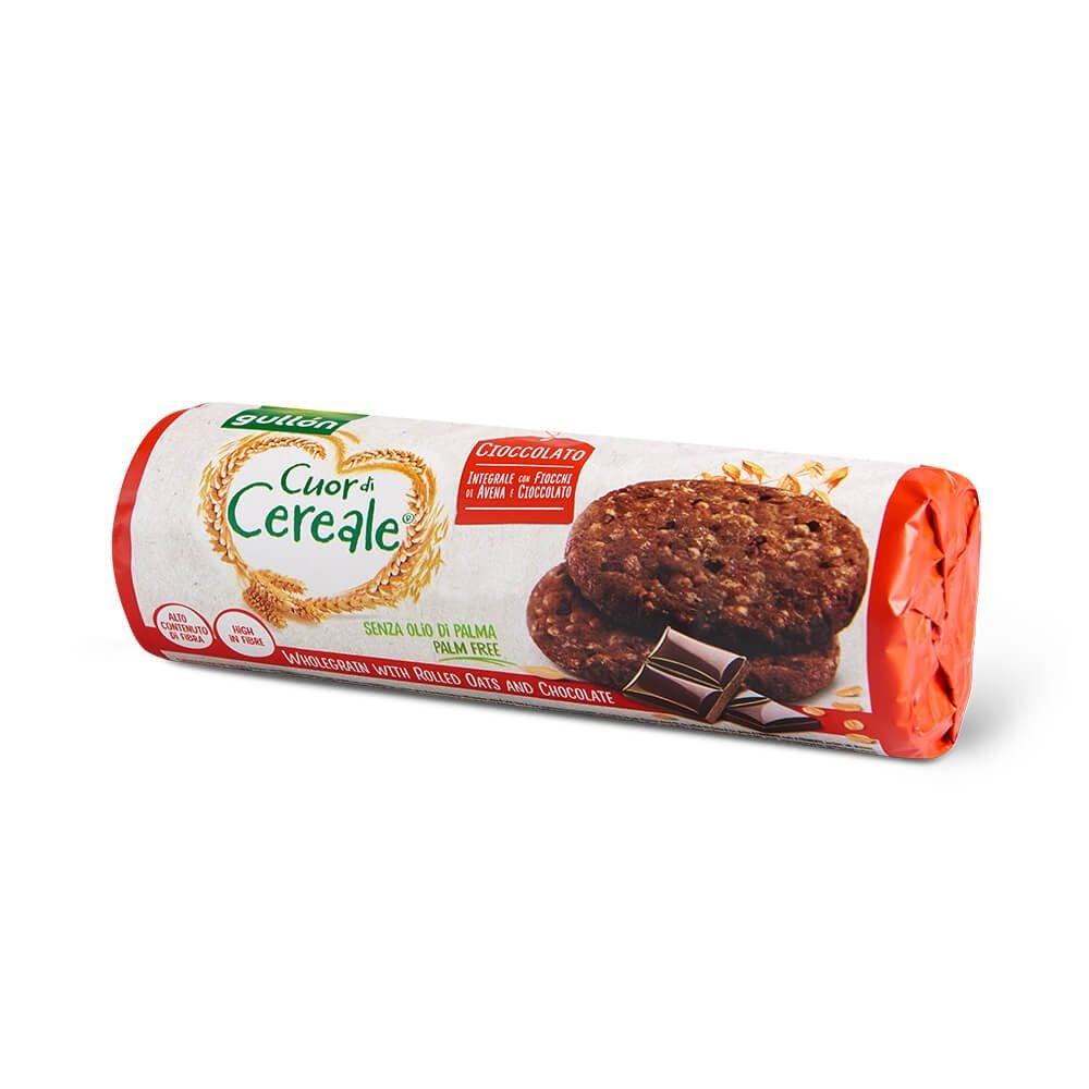Cuor di cereale ciocolatto pack