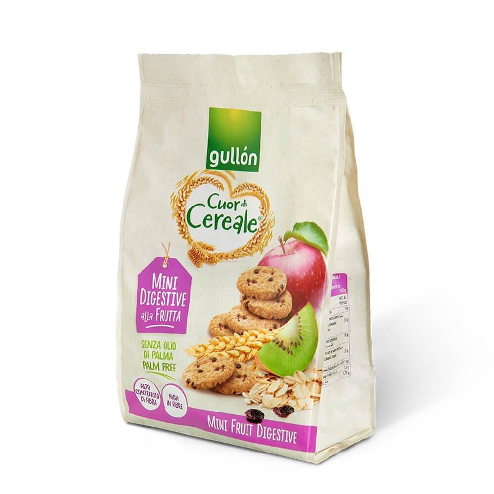 Mini Digestive Alla frutta Cuor di Cereale