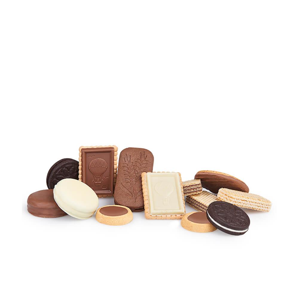 galletas que vienen en la caja surtido de Gullón