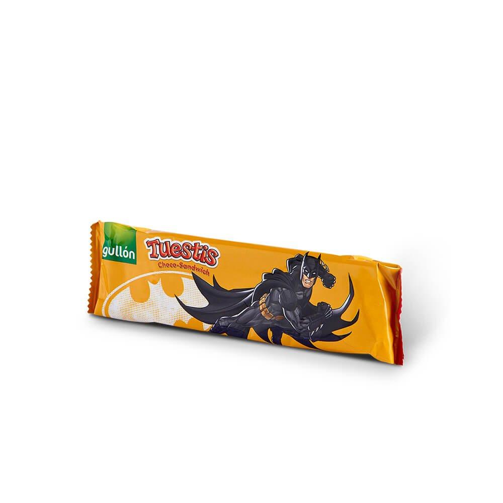 Tuestis choco sandwich batman Gullón