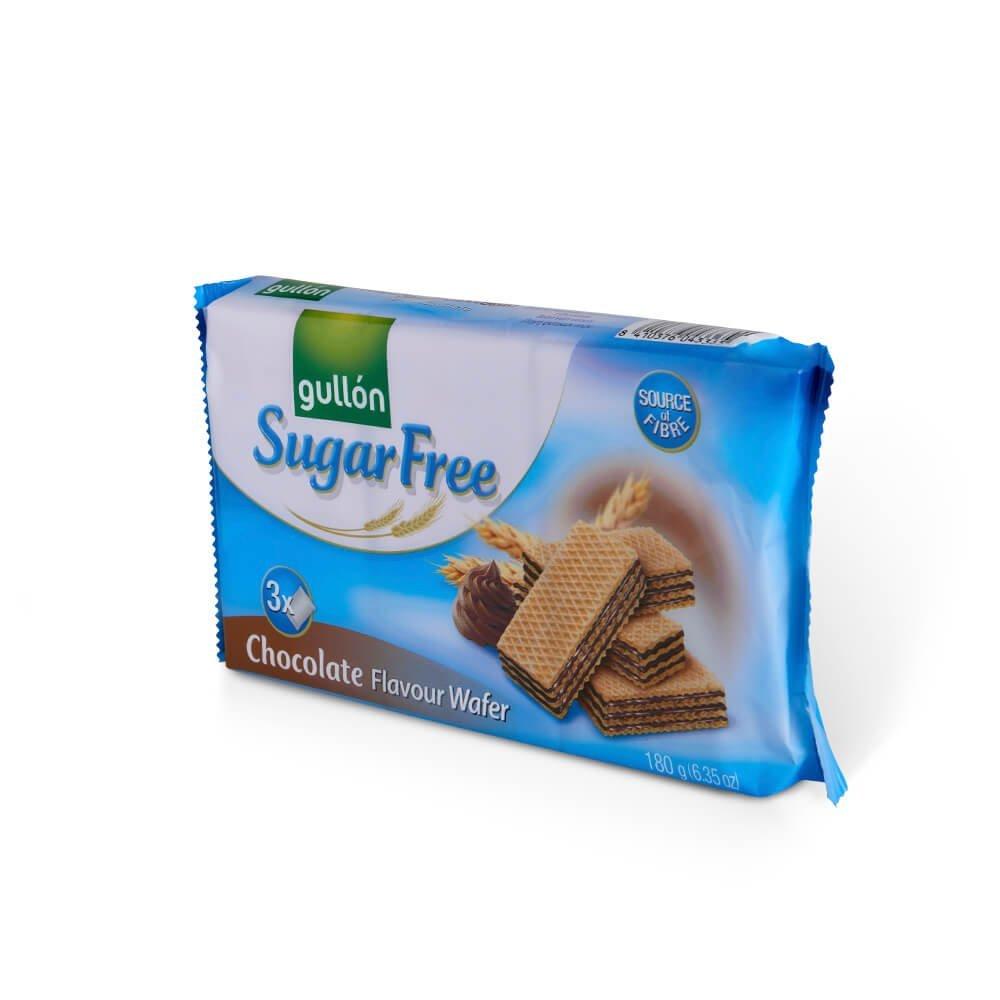 Wafer Choco Sugar Free Gullon