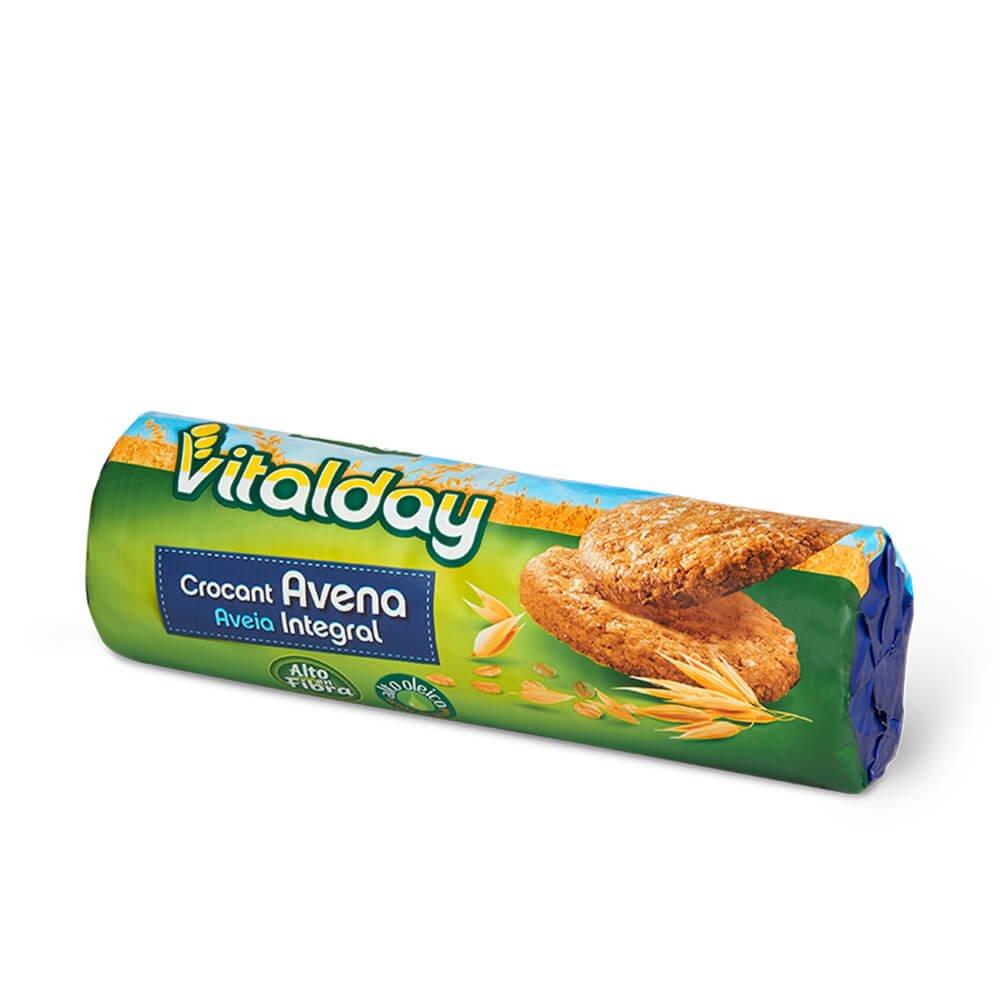 Crocant avena Vitalday aveia integral